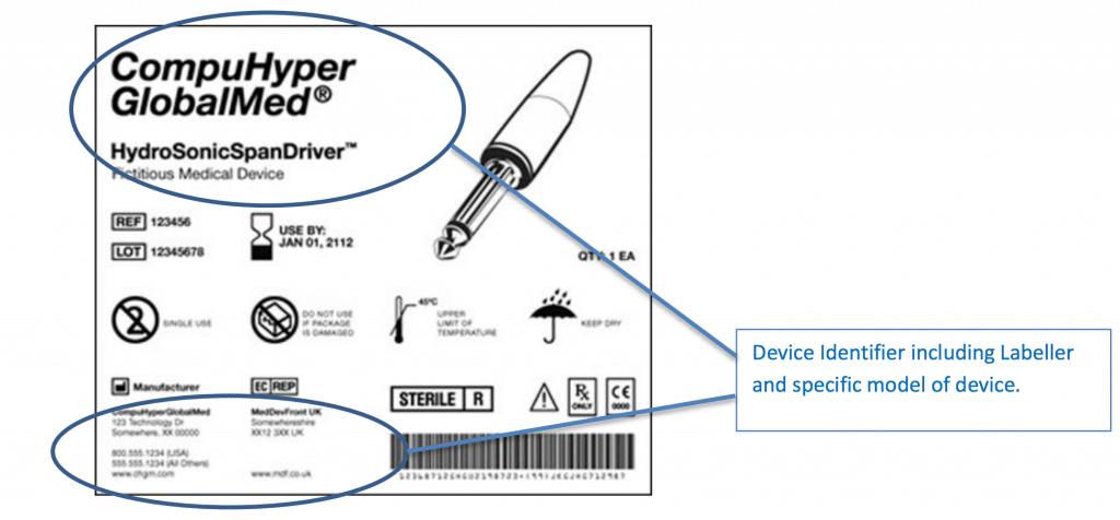 device identifier